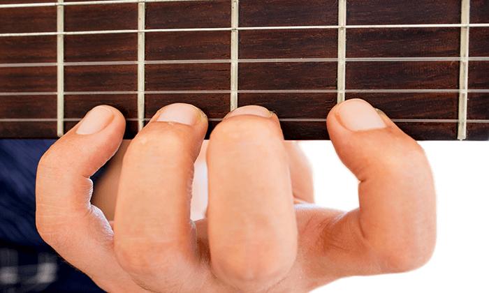 Gitar Çalarken Parmak Yapısının Önemi